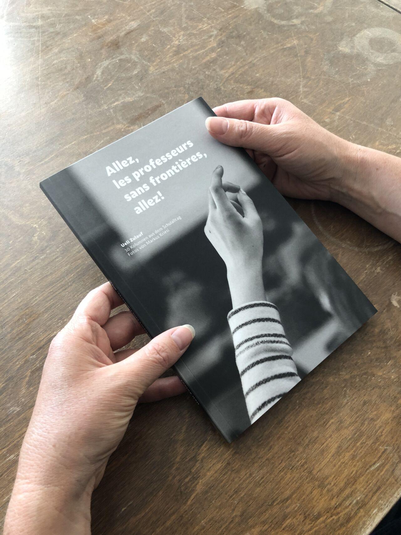 Ueli Zulauf – Buchprojekt Kolumnen