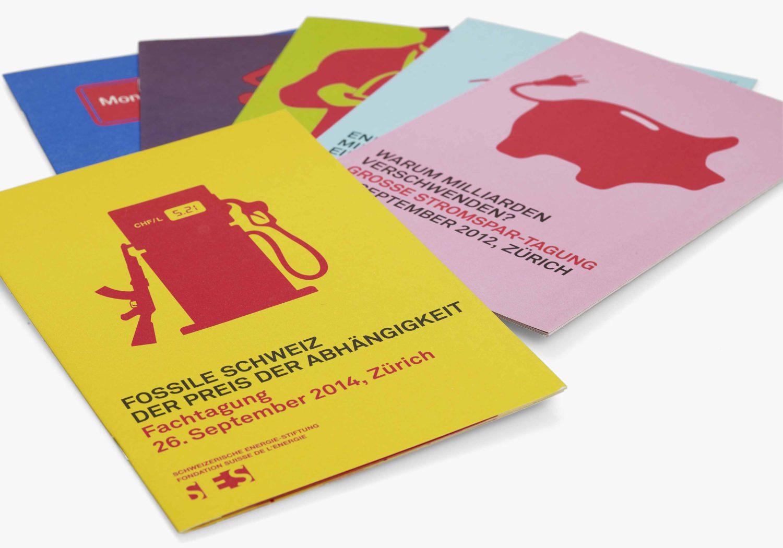 Schweizerische Energie Stiftung – Tagungseinladungen